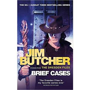 Brief Cases : The Dresden Files