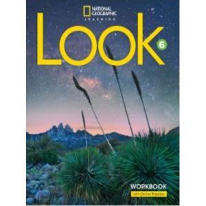 LOOK B1 Level 6 BrE Workbook with Online Practice