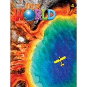 Our World Second Edition 4. Workbook with Online Practice