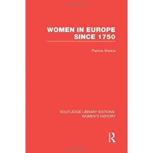 Women in Europe since 1750