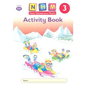 New Heinemann Maths. Year 3. Activity Book