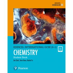 Pearson Edexcel International GCSE (9-1) Chemistry Student Book