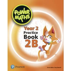 Power Maths Year 2 Pupil Practice Book 2B
