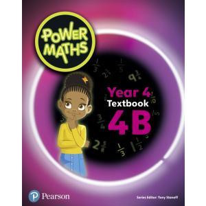 Power Maths Year 4 Textbook 4B