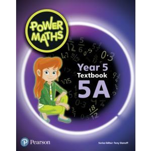 Power Maths Year 5 Textbook 5A