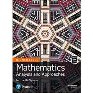 Pearson Baccalaureate Mathematics: R1 HL bundle