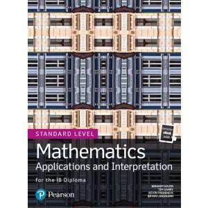 Pearson Baccalaureate Mathematics: R2 SL bundle