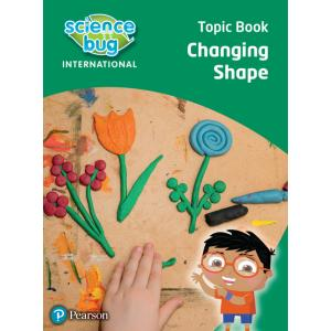 Science Bug: Changing shape Topic Book