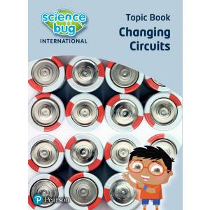 Science Bug: Changing circuits Topic Book