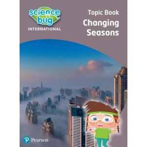 Science Bug: Changing seasons Topic Book