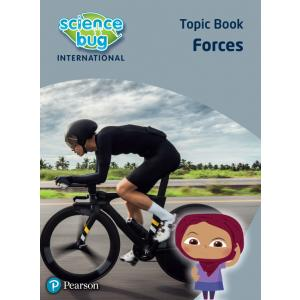 Science Bug: Forces Topic Book