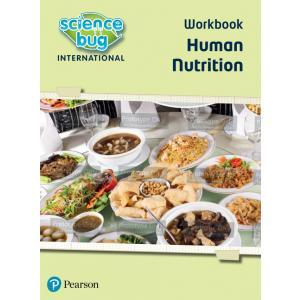 Science Bug: Human nutrition Workbook