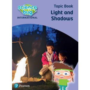 Science Bug: Light and shadows Topic Book