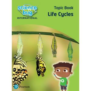 Science Bug: Life cycles Topic Book