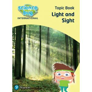 Science Bug: Light and sight Topic Book