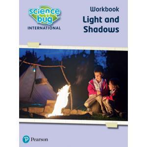 Science Bug: Light and shadows Workbook