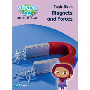 Science Bug: Magnets and forces Topic Book
