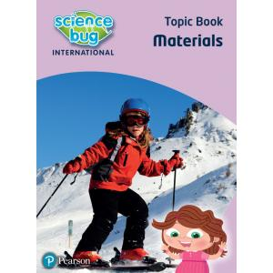 Science Bug: Materials Topic Book