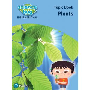 Science Bug: Plants Topic Book