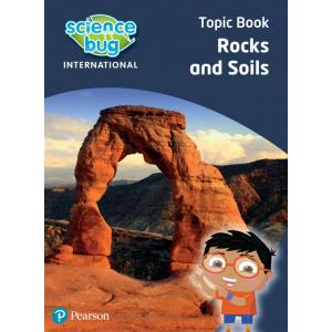 Science Bug: Rocks and soils Topic Book