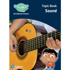 Science Bug: Sound Topic Book