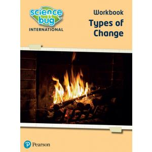 Science Bug: Types of change Workbook