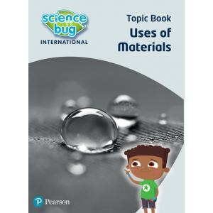 Science Bug: Use of materials Topic Book