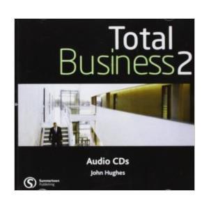 Total Business 2. CD do Podręcznika