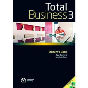 Total Business 3. Podręcznik + CD