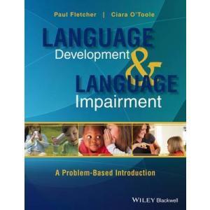 Language Development and Language Impairment