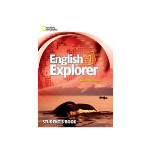 English Explorer International 1.   Podręcznik + MultiROM
