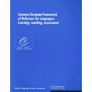 Common European Framework of Reference for Languages PB