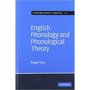 English Phonology and Phonological Theory. Synchronic and Diachronic Studies