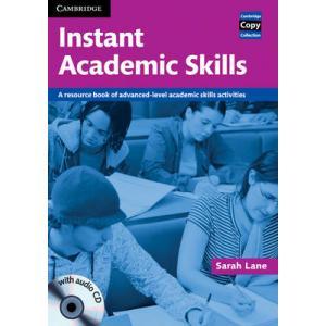 Instant Akademic Skills + CD
