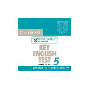 Cambridge Key English Test 5.   CD do Podręcznika