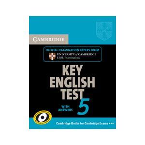 Cambridge Key English Test 5.   Self Study Pack (Podręcznik + Answers And CD)