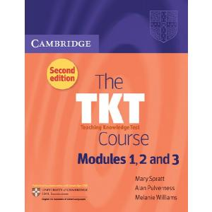 The TKT Course. Modules 1, 2 and 3