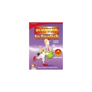 Playway to English 4. Second Edition. DVD PAL