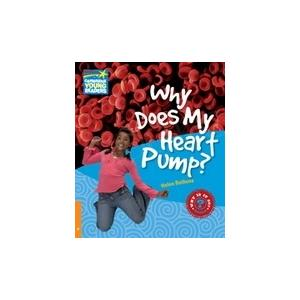 Why Does My Heart Pump? Cambridge Young Readers. Poziom 6