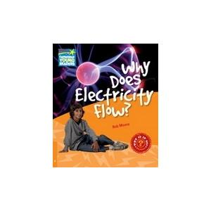 Why Does Electricity Flow? Cambridge Young Readers. Poziom 6