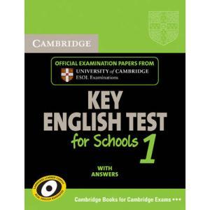 Cambridge Key English Test For Schools 1. Podręcznik z Odpowiedziami