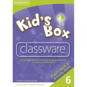 Kids Box 6. Oprogramowanie Tablicy Interaktywnej