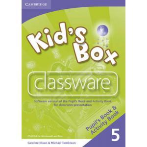 Kids Box 5. Oprogramowanie Tablicy Interaktywnej