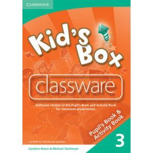 Kids Box 3. Oprogramowanie Tablicy Interaktywnej