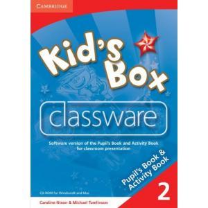 Kids Box 2. Oprogramowanie Tablicy Interaktywnej