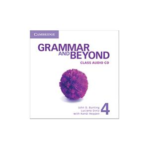 Grammar and Beyond 4. CD do Podręcznika