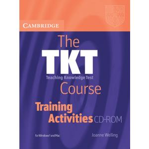 The TKT Course.   Training Activities CD