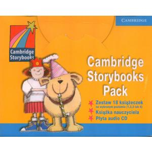 CS 2 Cambridge Storybooks Pack 2