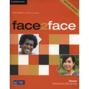 Face2face Starter WB