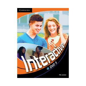 Interactive 3. DVD
